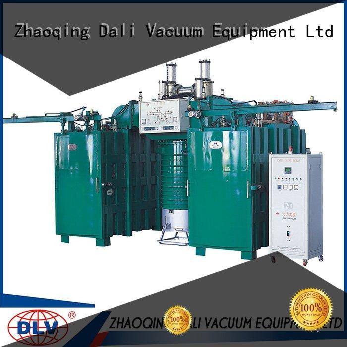 Dali vacuum chamber with pump machine coating evaporation chamber