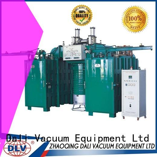 vacuum chamber with pump chamber evaporation arc machine coating company