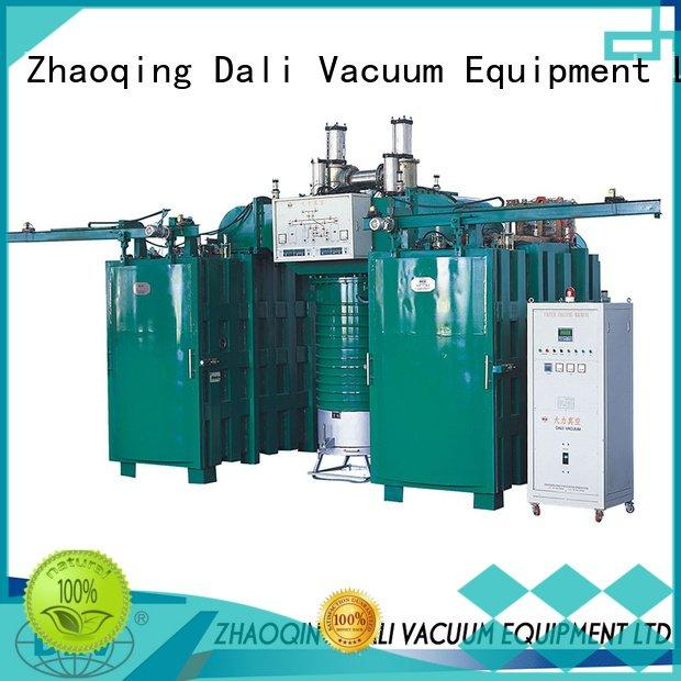 Hot vacuum chamber with pump chamber double saving Dali Brand