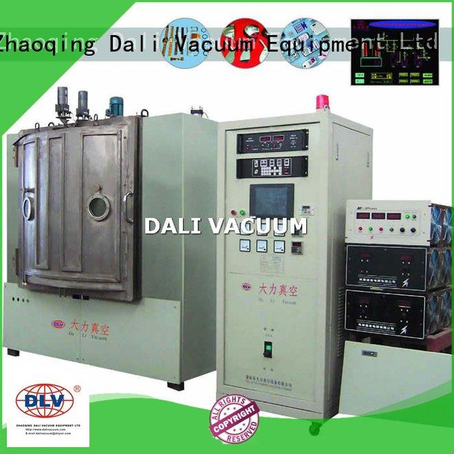 Dali magnetron production frequency large series