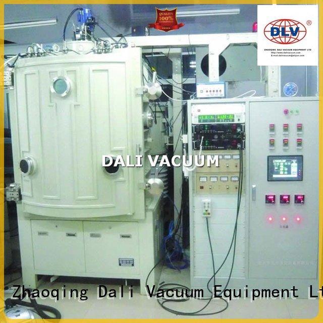 Dali Brand chamber evaporation vacuum line double double