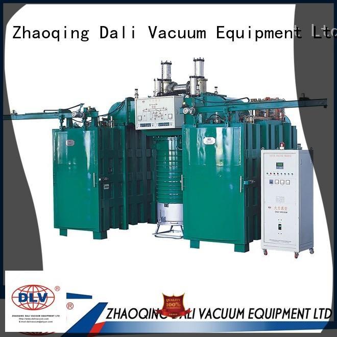 saving vacuum chamber with pump chamber Dali company