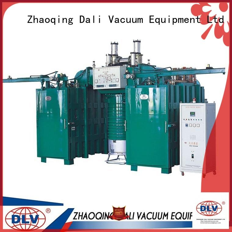 Dali safety evaporation machine coating for industry