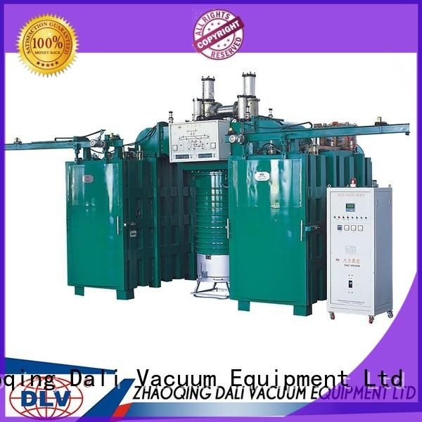 vacuum chamber with pump vacuum coating Dali Brand company