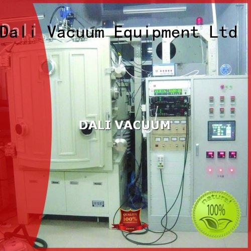 chamber double evaporation coating machine Dali