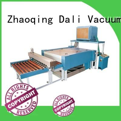 horizontal glass top washing machine customization for factory Dali