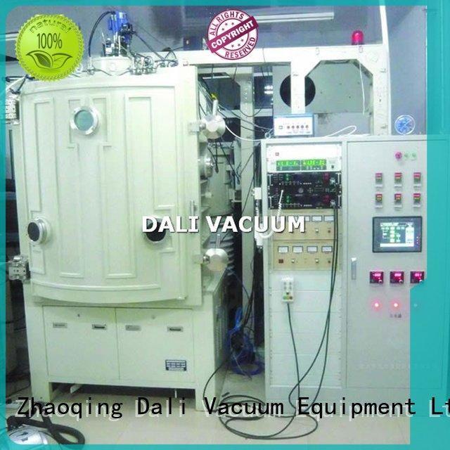 chamber double vacuum line evaporation chamber OEM coating machine Dali evaporation