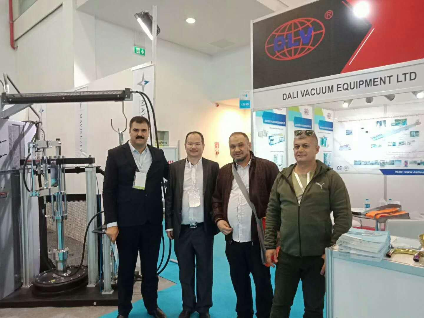 2018 Turkey Exhibition